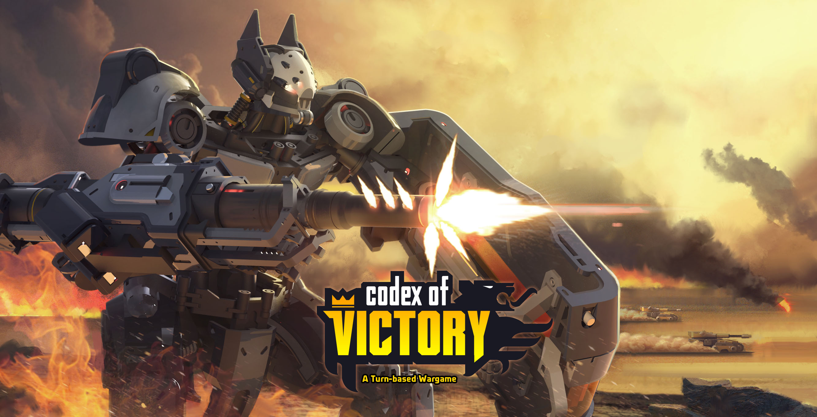Codex of Victory — A turn-based wargame